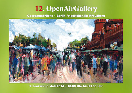Open Air Gallery 2014